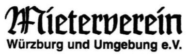 Mieterverein Würzburg und Umgebung e.V.